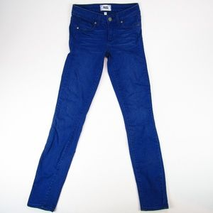 Paige Verdugo Ultra Skinny French Blue Women Jeans